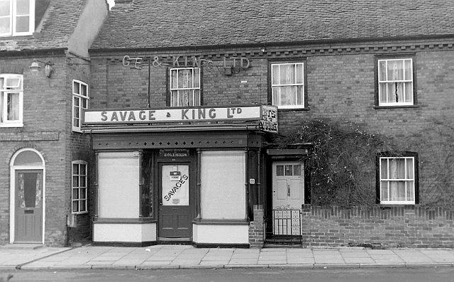 Savage & King Ltd, Market Street