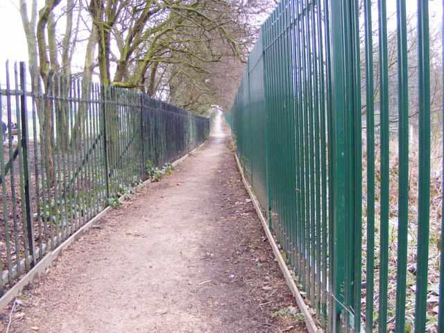 Coseley Path