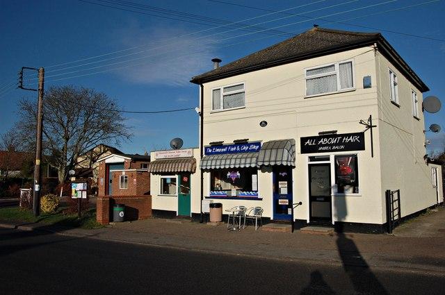 Elmswell Shops