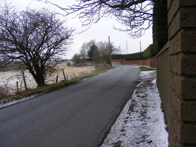 Himley Lane Wall