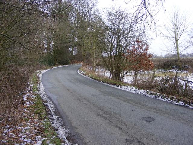 Himley Lane Bend