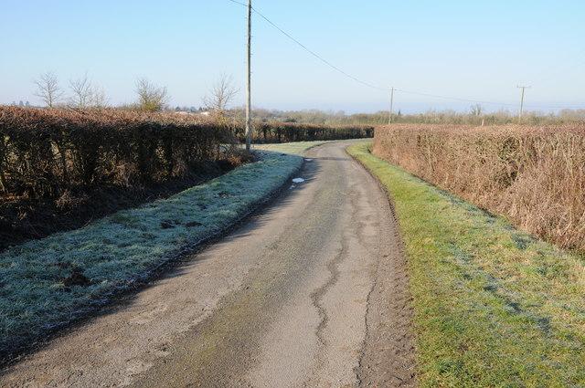Green Lane, Moreton Valence