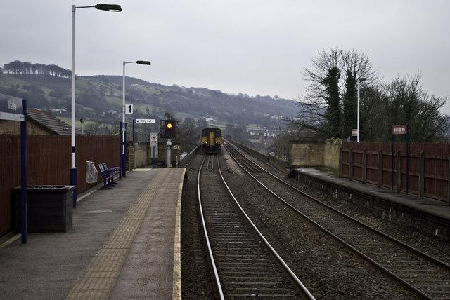 Manchester bound service