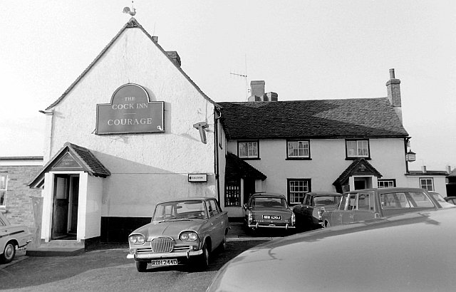The Cock Inn, Great Parndon