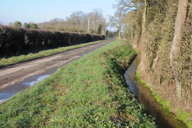 No through road, Moreton Valence