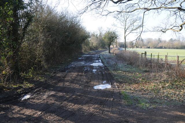 Moreton Lane