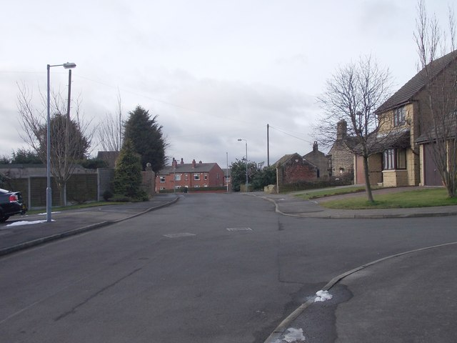 Savile Park Road - looking towards Hunsworth Lane