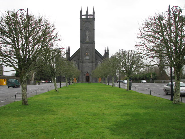 cathedral of the assumption  tuam  u00a9 willie duffin