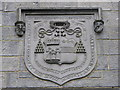 M4351 : Plaque on Tuam Cathedral by Willie Duffin