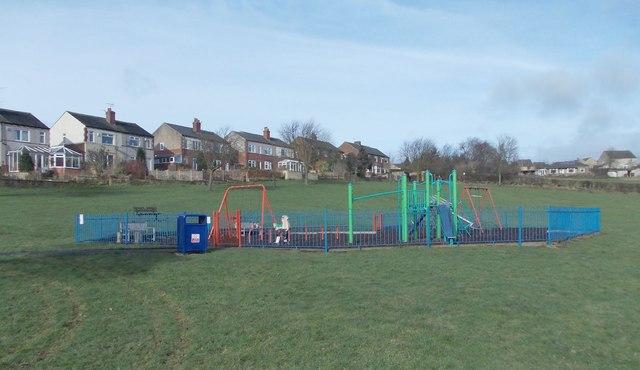 Children's Playground - Green Lane