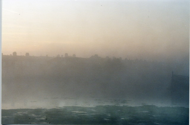 Morning Mist on the Lake 16