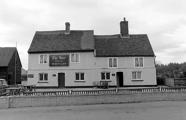 The Hare, Hare Street