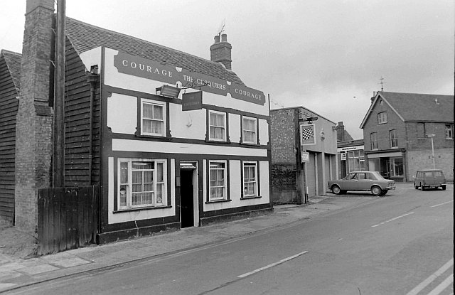 The Chequers, Market Street