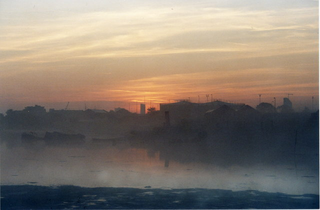 Morning Mist on the Lake 19