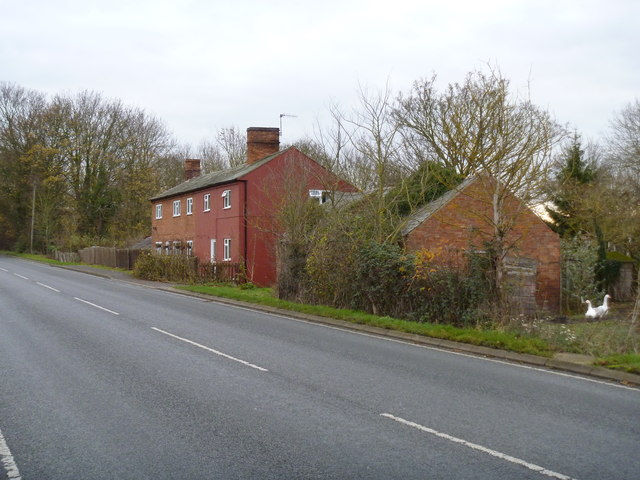 Newbold Wharf Cottages