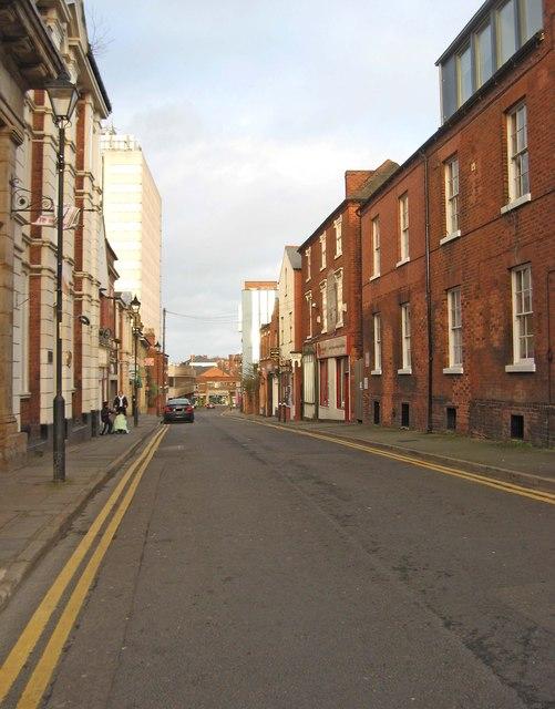 Goodall Street, Walsall
