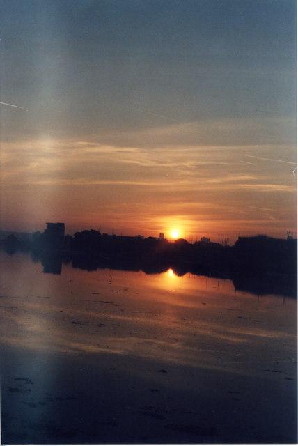 Morning Mist on the Lake 31