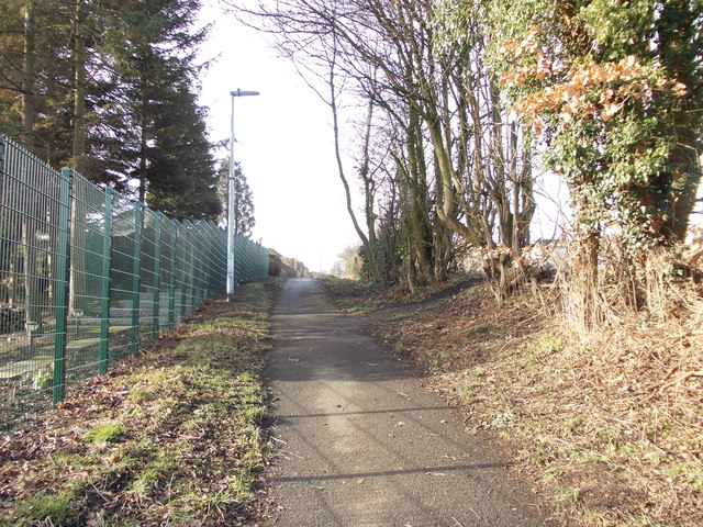 Green Lane - Whitehall Road West