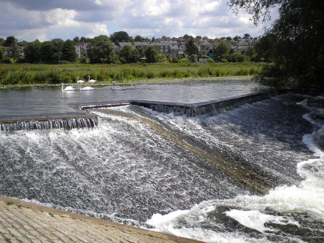 Sudbury Weir