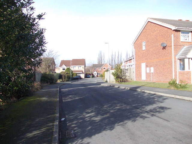 Marsland Court - Hunsworth Lane