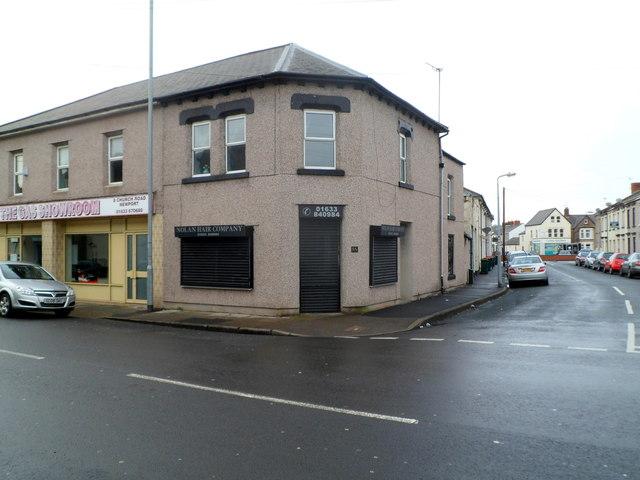 Nolan Hair Company, Newport