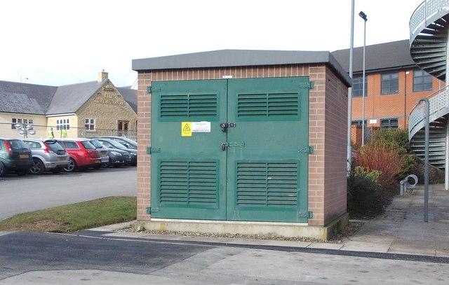 Electricity Substation No 1741 - Centurion Way