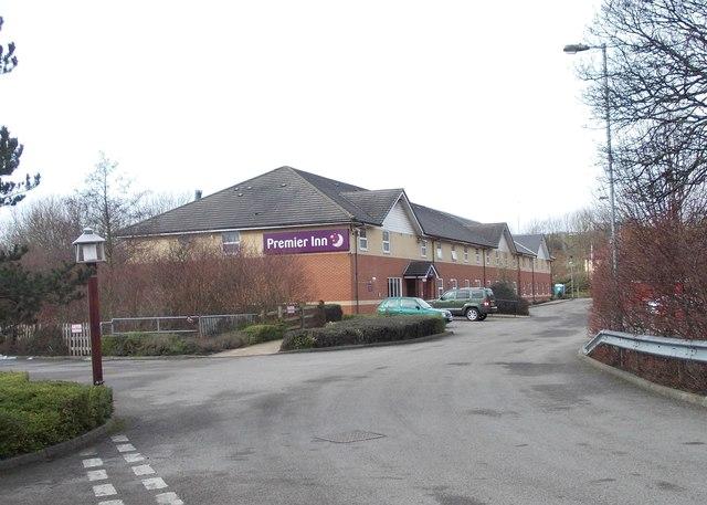 Premier Inn - Dyehouse Drive