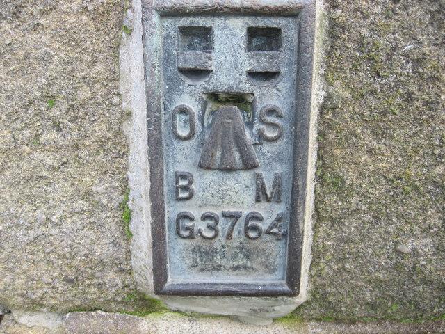 Ordnance Survey Flush Bracket G3764