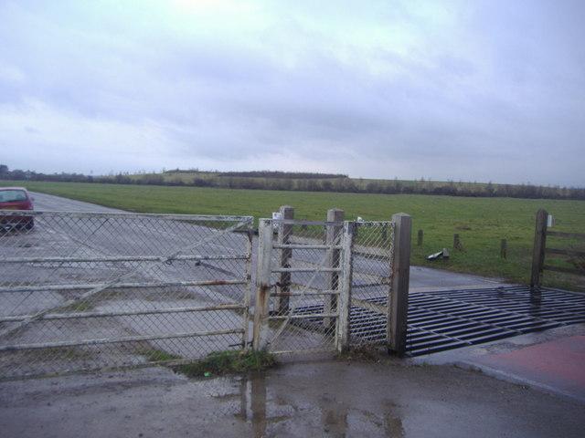 Entering Dorney Common