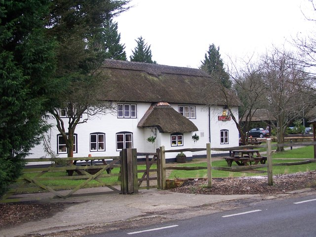 The Pilgrim Inn, Marchwood
