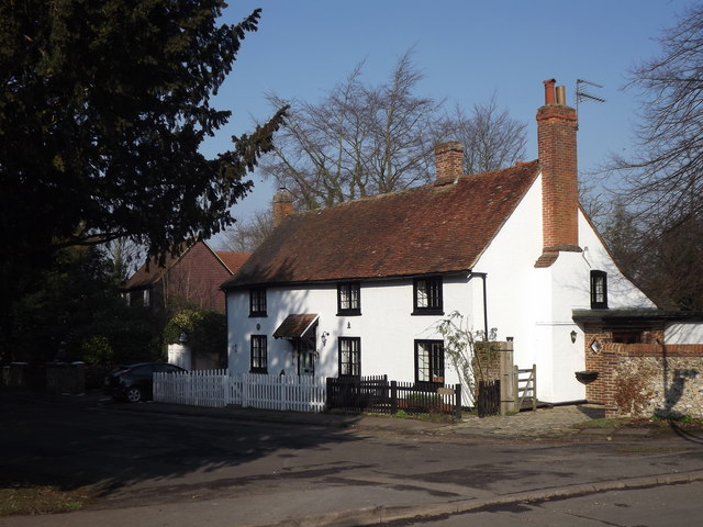 Historic Cottages, Great Bookham