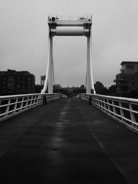 Bridge looking South 02.08.08