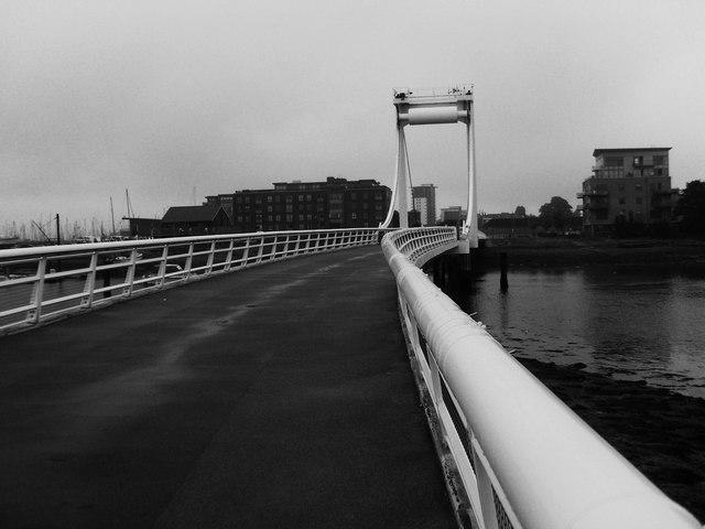 Curve of bridge 02.08.08