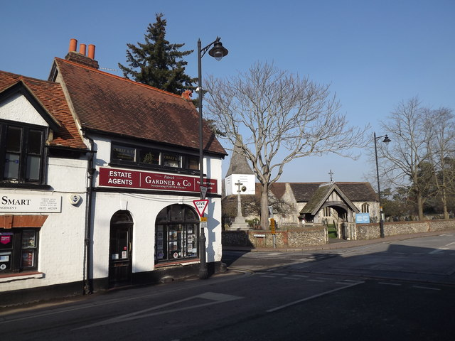 Great Bookham, Village Centre