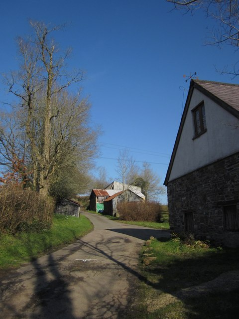 Buildings at Buddle