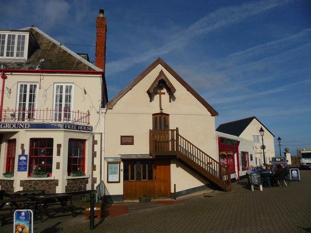 Minehead - St Peter On The Quay