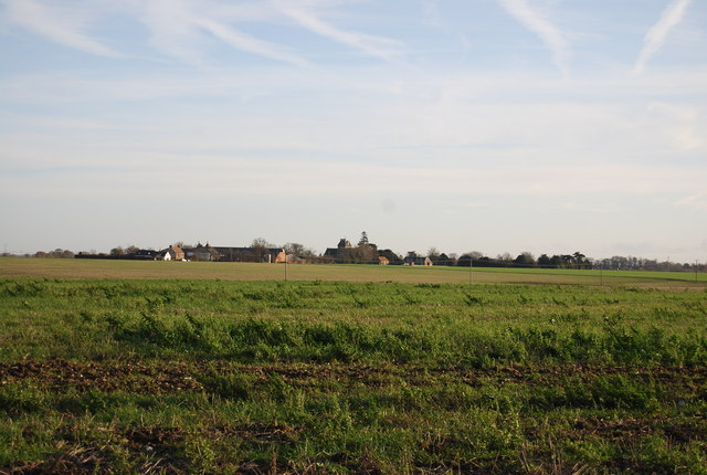 View towards Chislet