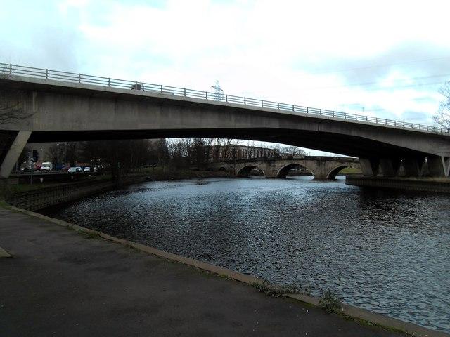 Ferrybridge Bridges