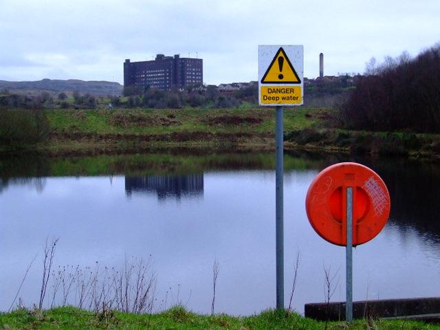 Lower Coves Reservoir