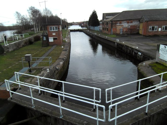 Ferrybridge to Knottingley Canal