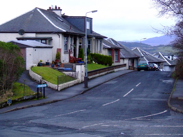 Glen Avenue