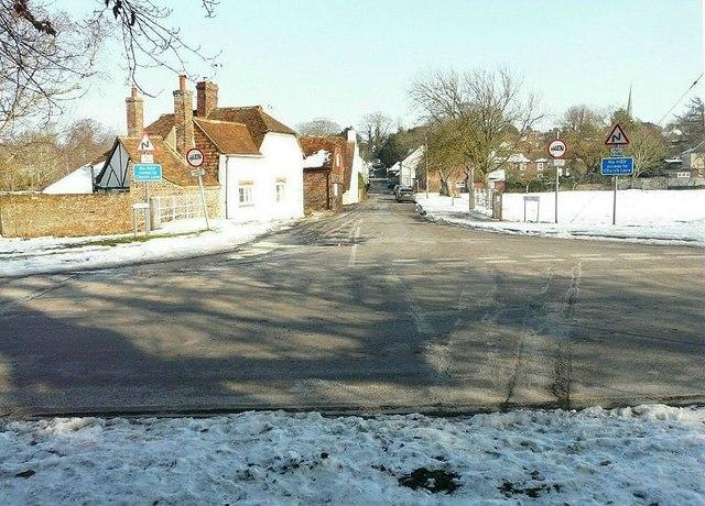 The Street, Barham