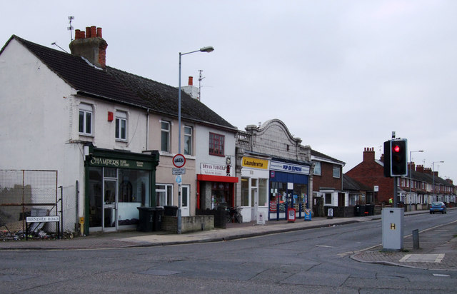 Shops, Ferndale Road, Swindon