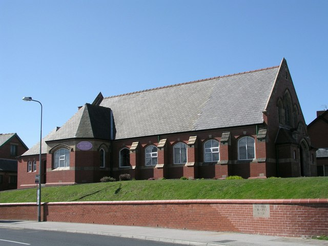 Cavendish Road Congregational, Bispham