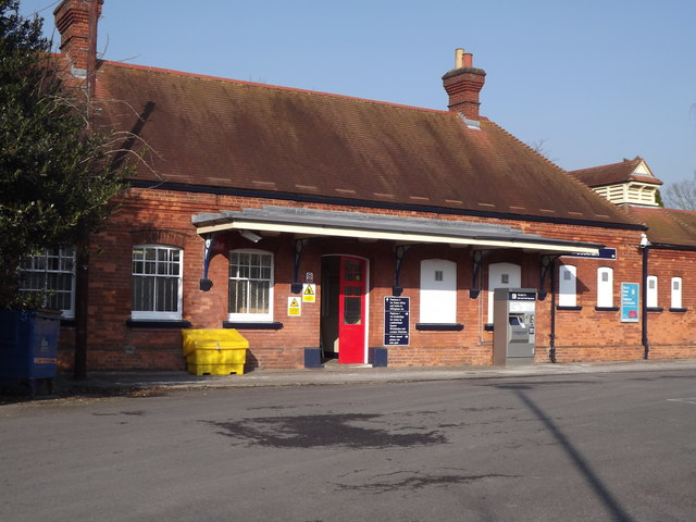 Bookham Station