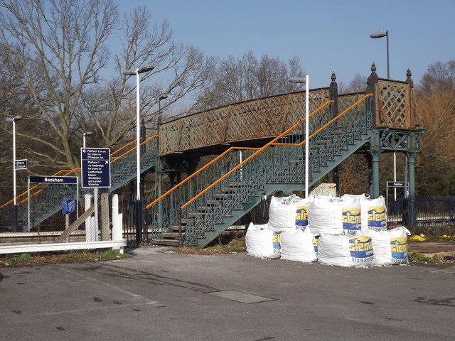 Bookham Footbridge