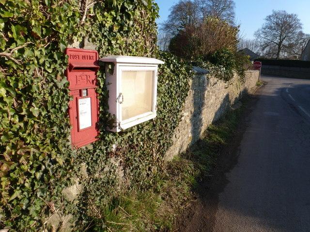 Oborne: postbox № DT9 41