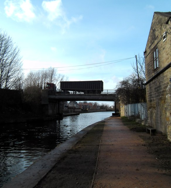 Kings Mill Bridge Knottingley