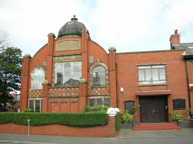 Leamington Rd United Hebrew, Blackpool