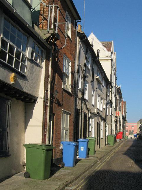 Skinner Street, Bury St Edmunds